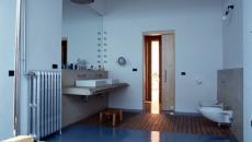 minimalisme simplicité salle de bains scandinave