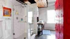 casiers métalliques vestiaires industriels salle de bain