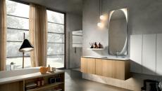 design italien salle de bain contemporaine