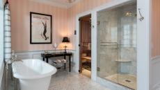 salle de bain design luxe déco artistique
