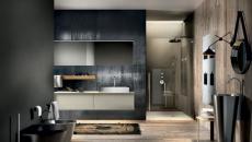 salle de bain béton design