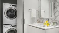 cache lave linge salle de bain