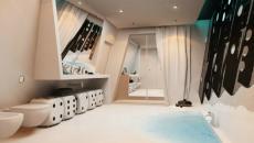 salle de bain design de luxe