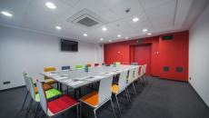 salle de conférences design hotel Tobaco