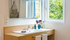salle de bain compacte fonctionnelle