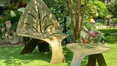 Salon de jardin assises design outdoor