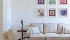 salon design décoration éclectique résidence de luxe