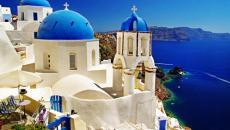 Santorini ambiance romantique week end amoureux