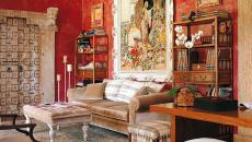intérieur design original ameublement séjour