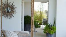 ambiance jardin balancelle rustique
