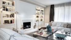 séjour moderne design intérieur prestige