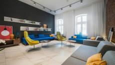 séjour design et spacieux hotel