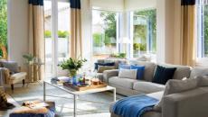 séjour moderne design sympa