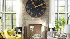 séjour luxe moderne intérieure éclectique