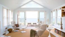 villa secondaire sur la côte déco élégante luxe