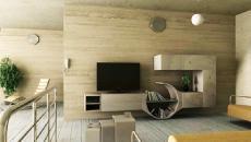 design italien mobilier créatif salon