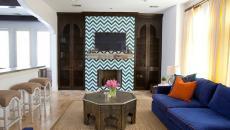 petit séjour décoration orient