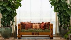 décoration design séjour éclectique