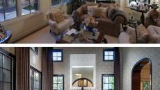 travaux rénovation transformation séjour maison