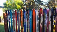 ski cloture originale idées