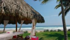massage spa plage mexique