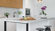cuisine moderne design bois