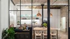 loft industriel mobilier design industriel métallique