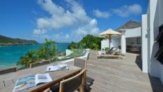 villa de luxe vue sur mer saint barth