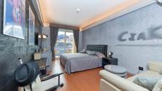 belle luxueuse suite fellini hôtel