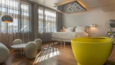 tourisme vacances séjour insolite hôtel sur seine paris