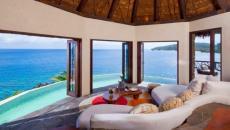 vue sur mer villa à louer vacances exotiques