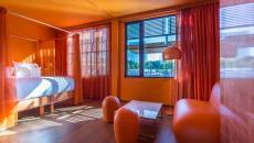 suite élégante hôtel insolite paris