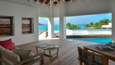 belle location familiale villa saint barth
