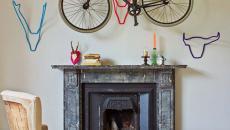 rangement vélo support mural appartement