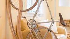 rangement vélo fonctionnel appartement