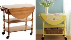 rénovation vieux meubles