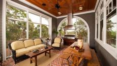 Tables en bois massif design accueillant