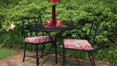 meuble design de jardin terrasse
