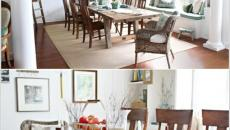 Table salle a manger rustique simple DIY
