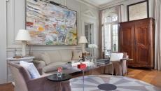 grand tableau décoratif moderne séjour