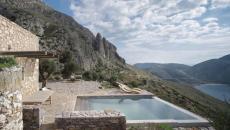terrasse belle vue chambre d'hôte antique luxe grèce