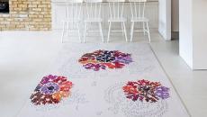 beau tapis de sol créatif design original
