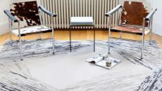 tapis de sol artistique design original