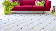 tapis de sol design dessins uniques couleurs