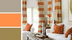 palettes de couleur thème déco maison