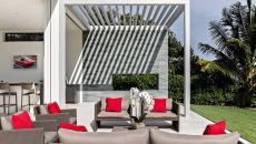 salon de jardin terrasse design