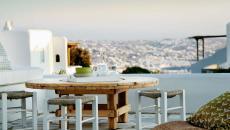 terrasse mobilier rustique simple ameublement