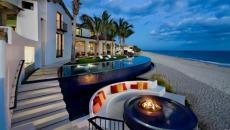 villa de rêve avec piscine donnant sur plage