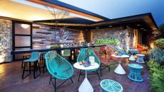 terrasse espace outdoor restaurant