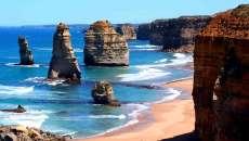 randonnées australie côte australienne beach plage